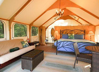 Glamping Amp Luxury Camping On San Juan Island Lakedale Resort