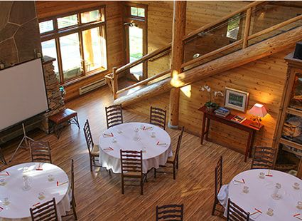 Lakedale meeting room space