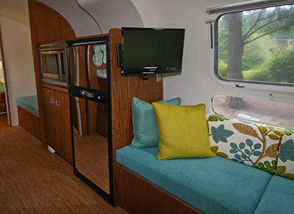 luxury airstream rv rental
