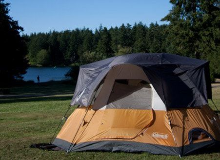 Dream Lake camp ground, San Juans