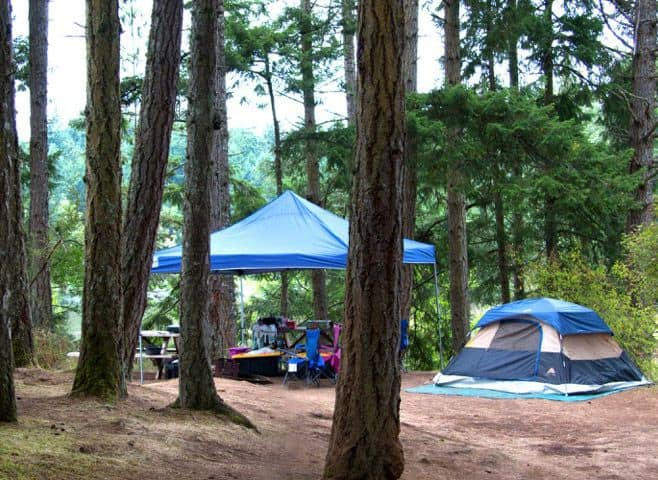 Lakedale family campground