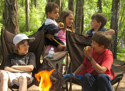campground activities Lakedale Resort