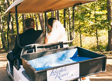 outdoor wedding San Juans