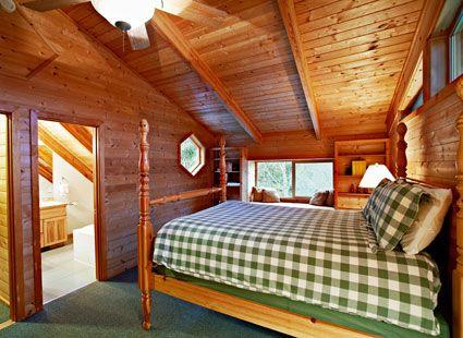 san juan lake house bedroom