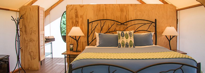 What is Glamping and Why Do I Want to Go?