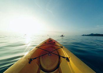 San Juan Island Kayaking Lessons