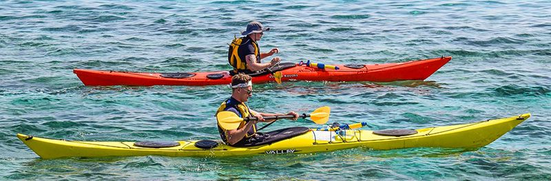 San Juan Island Kayaking Expedition