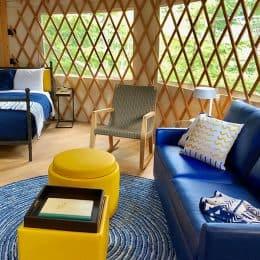 Flirt with a Yurt!