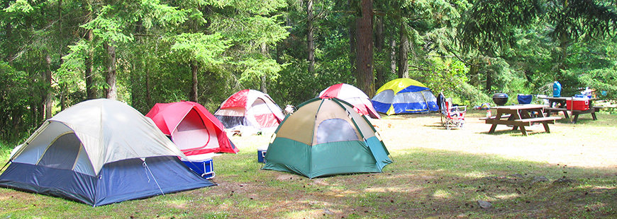 How to Choose a Tent for your Family Vacation