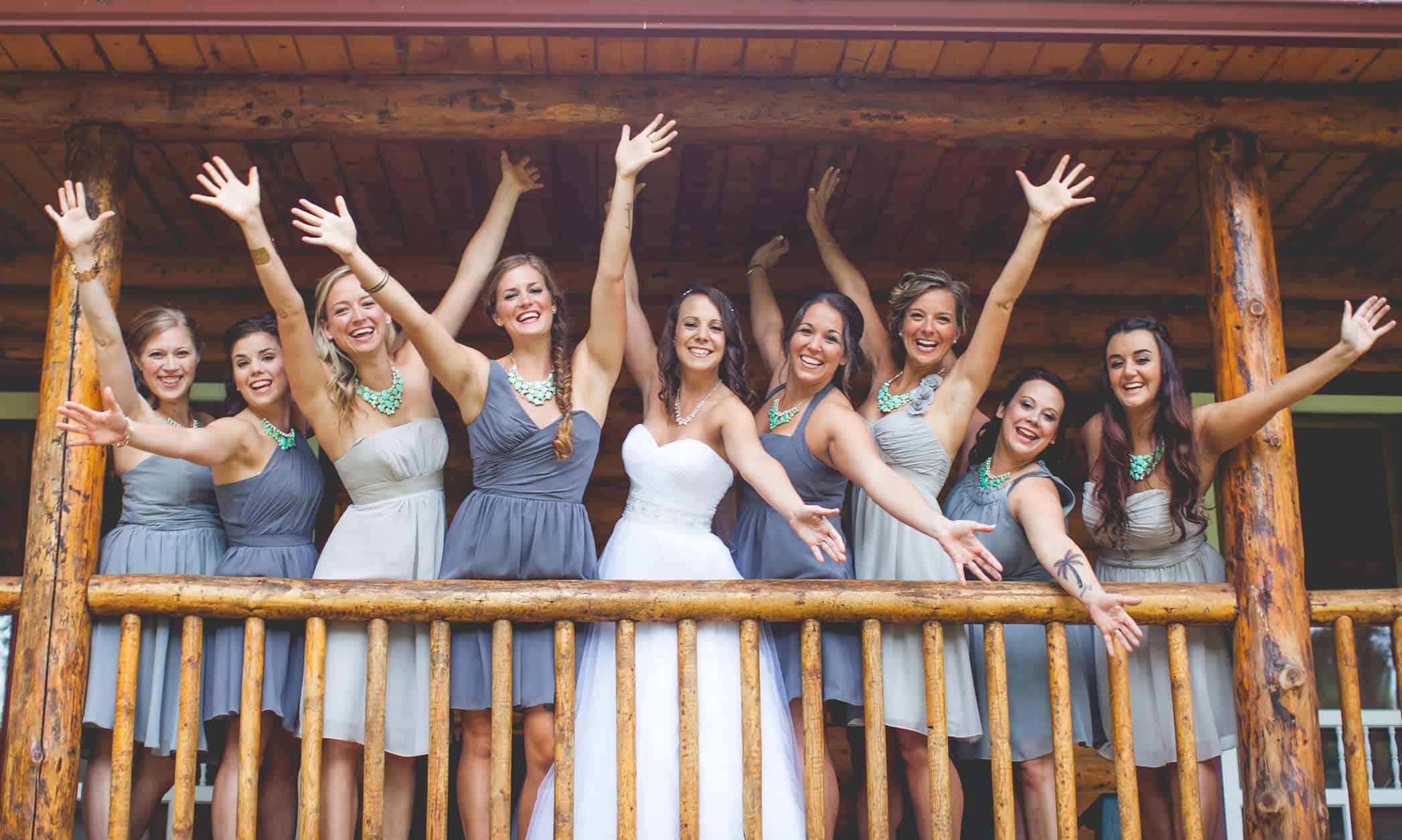 1280 girls on cabin deck