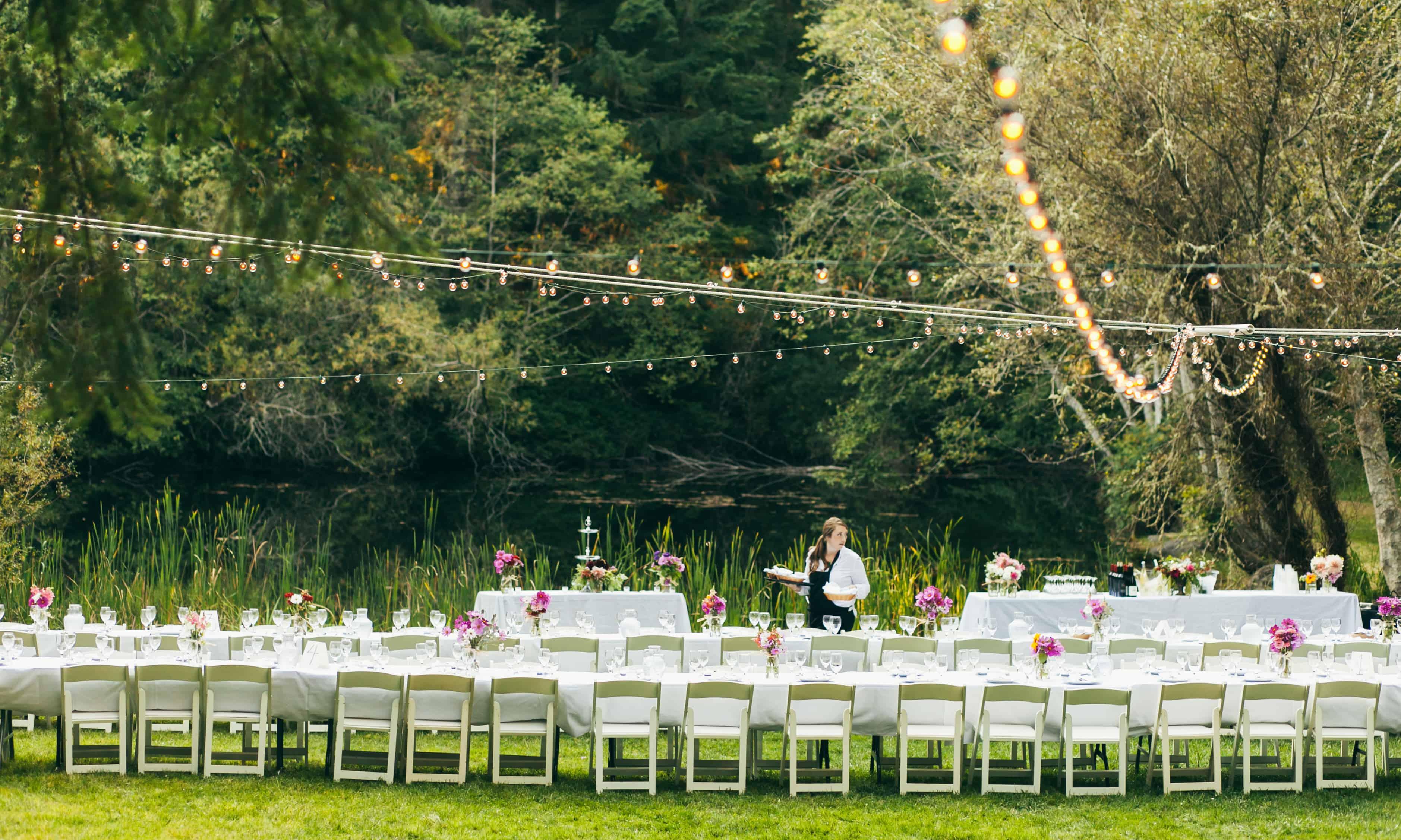 1280 long table in meadow