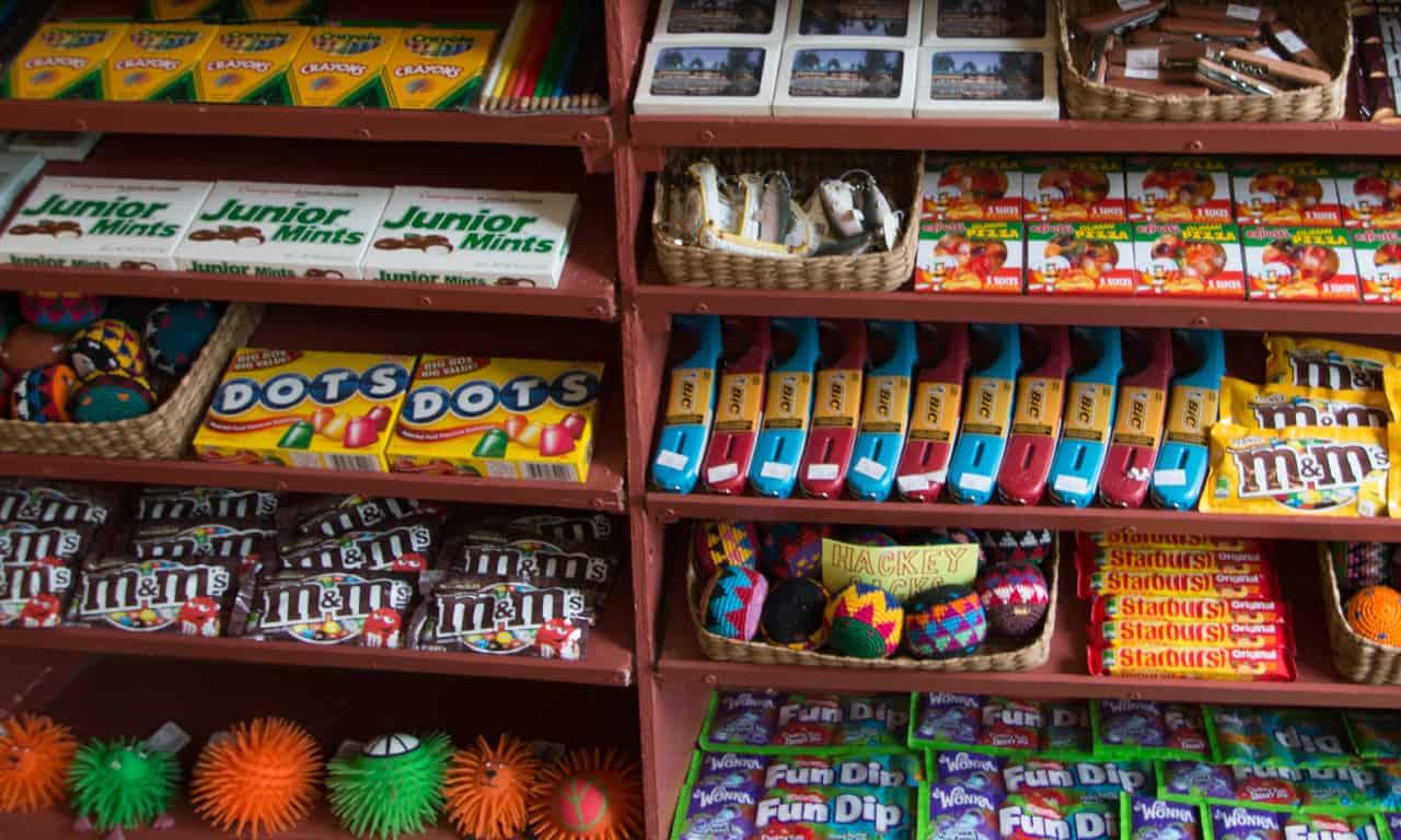 1280 GS closeup candy