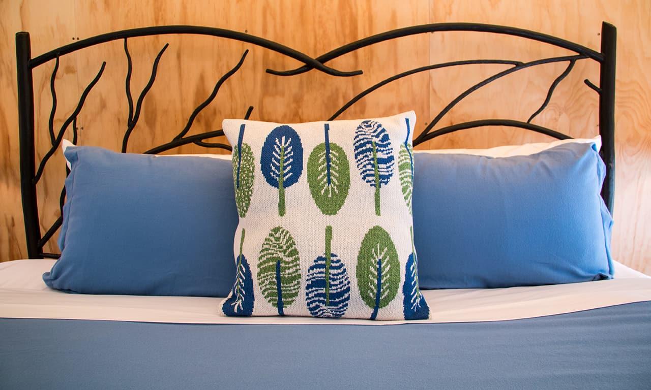 1280 Neva CCO bed detail