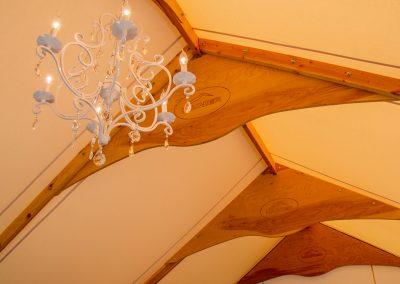 1280 Neva Cottages roof detail