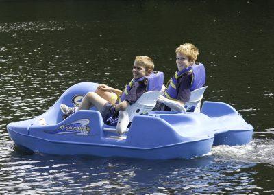 1280 boys in paddleboat