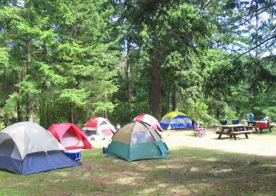1280 camping group site