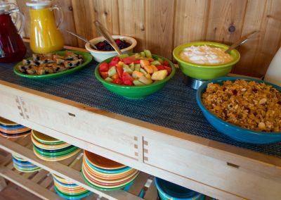 1280 lodge breakfast buffet