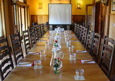 1280 meeting in breakfast room