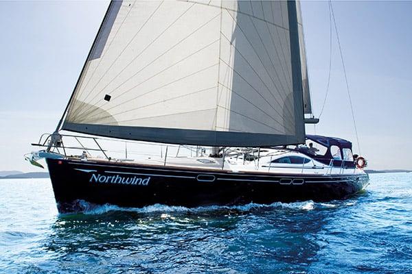 Sail the San Juans Norhwind