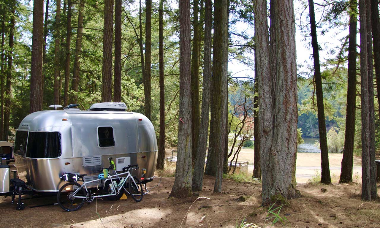 Airstream-at-Lakedale-RV-site