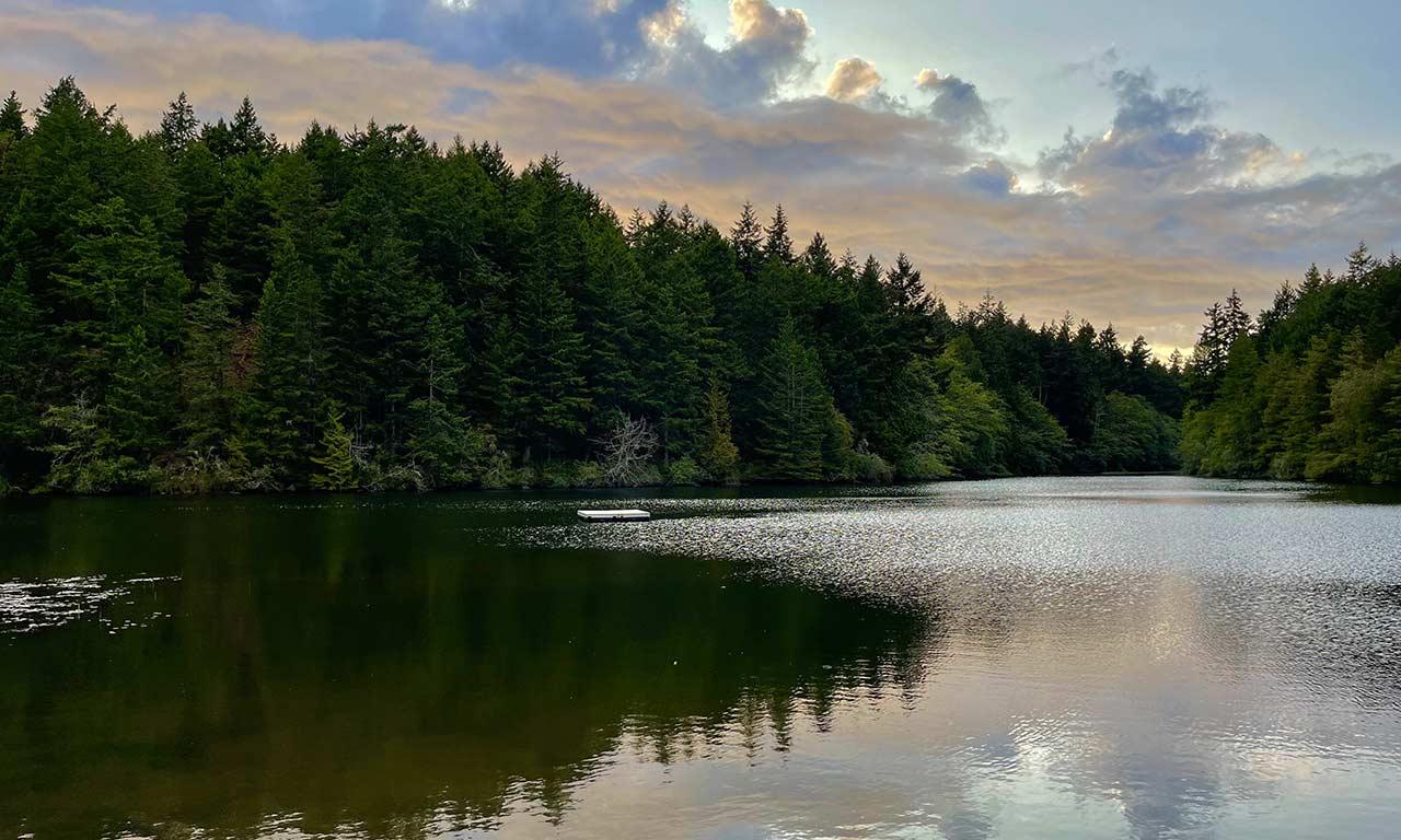 Lake-vista-at-Lakedale-campground