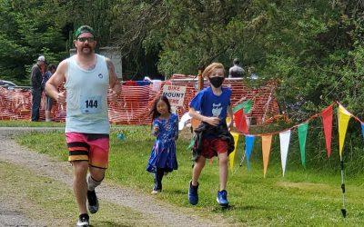 Life on the Lakes: The 2021 Three Lakes Triathlon & Marathon